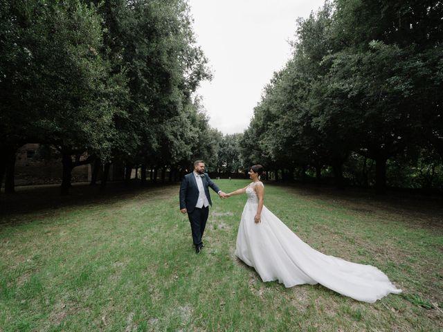 Il matrimonio di Vincenzo e Matilde a San Marzano sul Sarno, Salerno 98