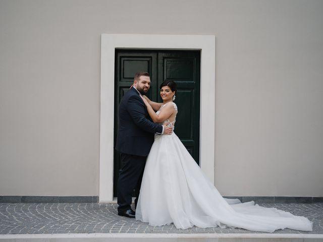 Il matrimonio di Vincenzo e Matilde a San Marzano sul Sarno, Salerno 106