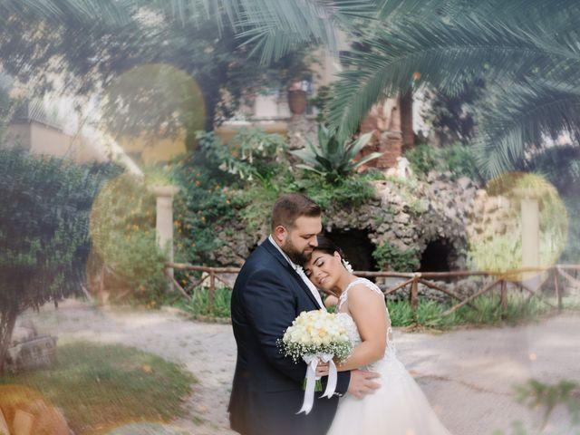 Il matrimonio di Vincenzo e Matilde a San Marzano sul Sarno, Salerno 109