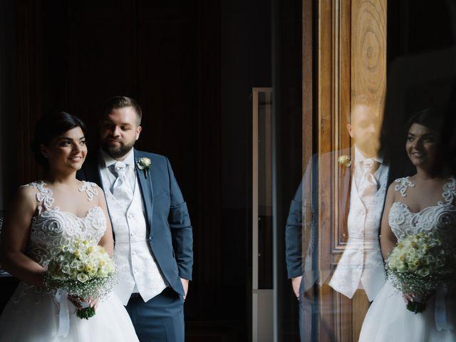Il matrimonio di Vincenzo e Matilde a San Marzano sul Sarno, Salerno 112