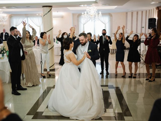 Il matrimonio di Vincenzo e Matilde a San Marzano sul Sarno, Salerno 124
