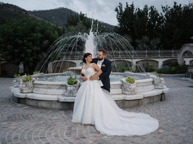 Il matrimonio di Vincenzo e Matilde a San Marzano sul Sarno, Salerno 131