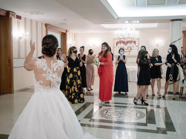 Il matrimonio di Vincenzo e Matilde a San Marzano sul Sarno, Salerno 140