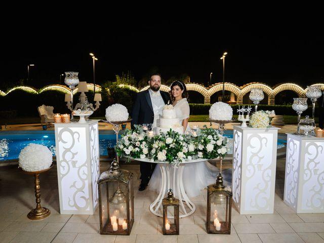 Il matrimonio di Vincenzo e Matilde a San Marzano sul Sarno, Salerno 144