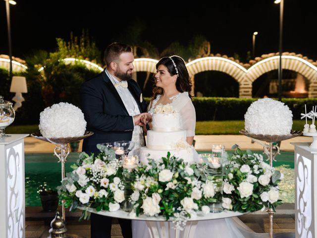 Il matrimonio di Vincenzo e Matilde a San Marzano sul Sarno, Salerno 145