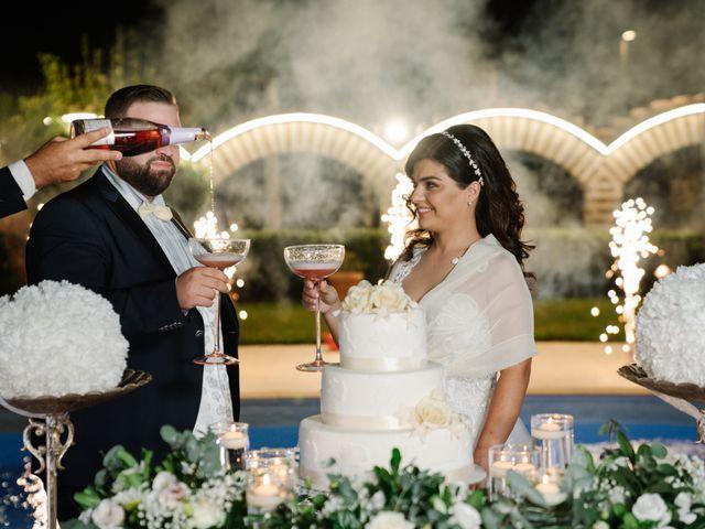 Il matrimonio di Vincenzo e Matilde a San Marzano sul Sarno, Salerno 146