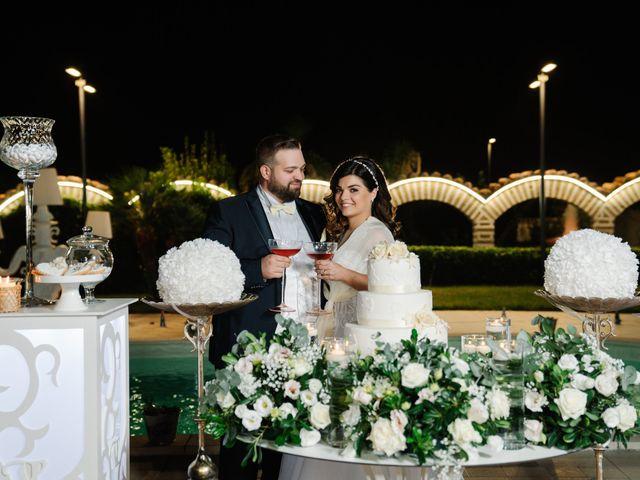 Il matrimonio di Vincenzo e Matilde a San Marzano sul Sarno, Salerno 150