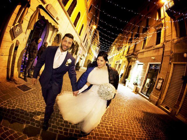 Il matrimonio di Marco e Alessandra a Ancona, Ancona 47