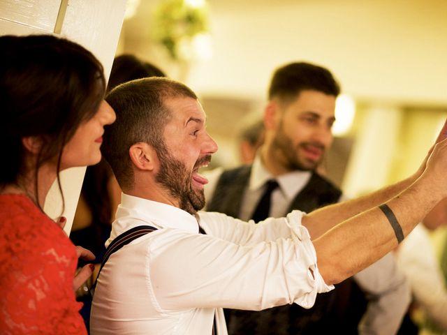 Il matrimonio di Marco e Alessandra a Ancona, Ancona 89