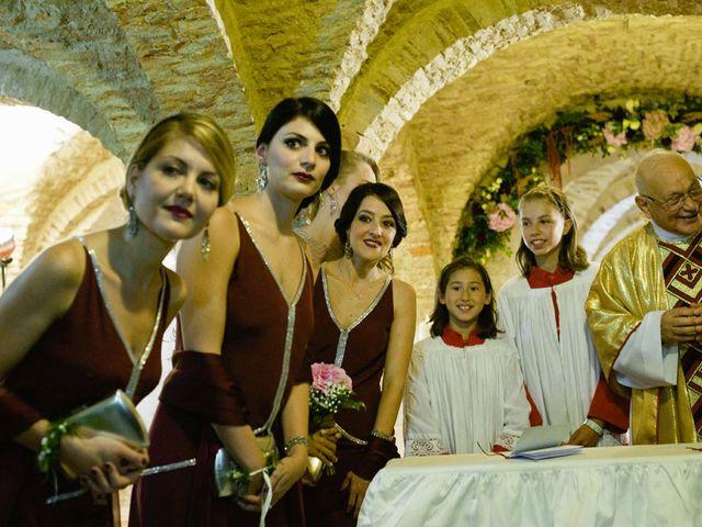 Il matrimonio di Andrea e Nikita a Offida, Ascoli Piceno 2