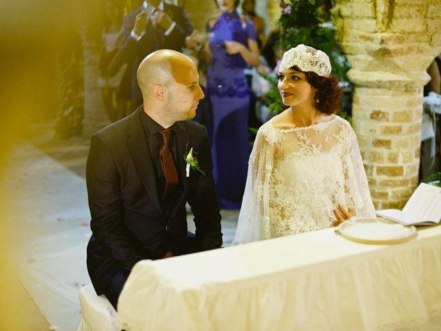 Il matrimonio di Andrea e Nikita a Offida, Ascoli Piceno 7