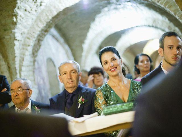 Il matrimonio di Andrea e Nikita a Offida, Ascoli Piceno 8