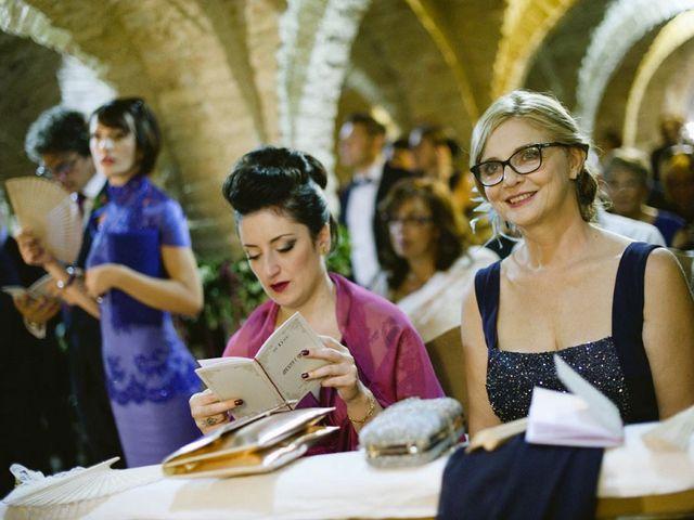 Il matrimonio di Andrea e Nikita a Offida, Ascoli Piceno 9