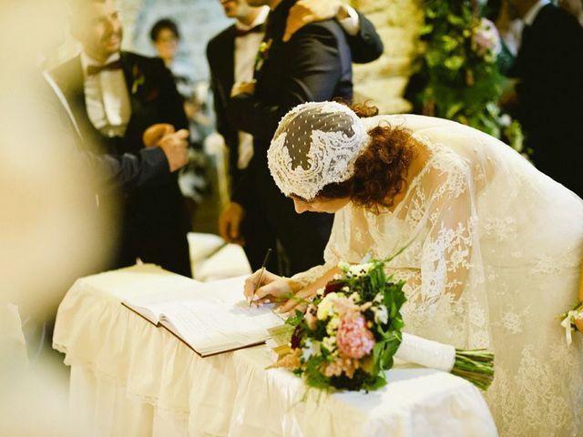 Il matrimonio di Andrea e Nikita a Offida, Ascoli Piceno 14