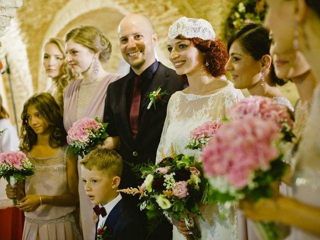 Il matrimonio di Andrea e Nikita a Offida, Ascoli Piceno 15