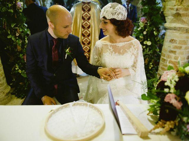 Il matrimonio di Andrea e Nikita a Offida, Ascoli Piceno 16