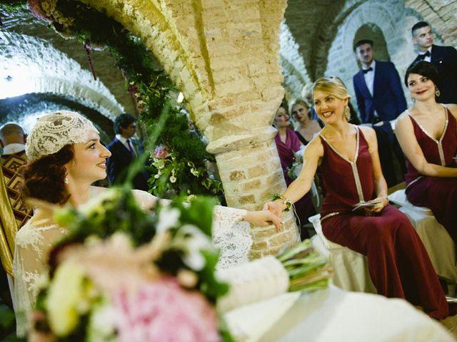 Il matrimonio di Andrea e Nikita a Offida, Ascoli Piceno 17