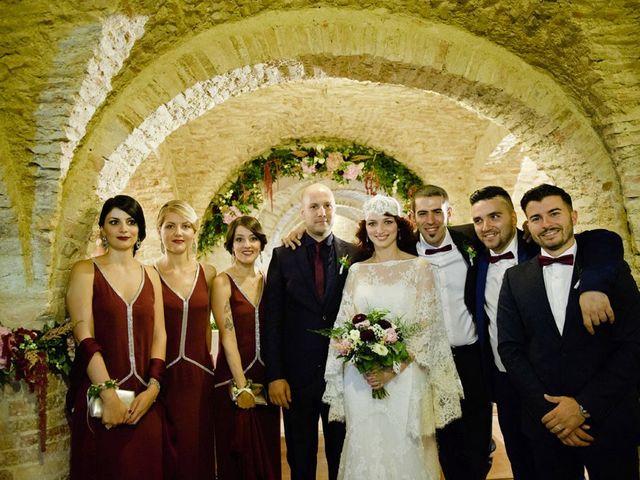 Il matrimonio di Andrea e Nikita a Offida, Ascoli Piceno 18