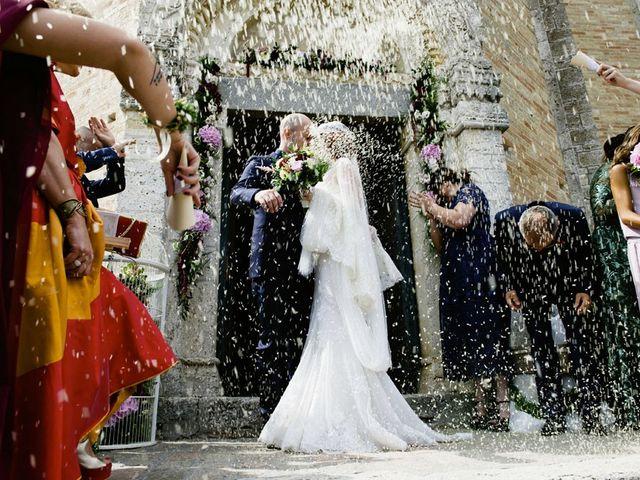 Il matrimonio di Andrea e Nikita a Offida, Ascoli Piceno 19