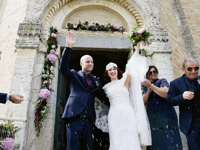 Il matrimonio di Andrea e Nikita a Offida, Ascoli Piceno 20