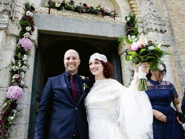 Il matrimonio di Andrea e Nikita a Offida, Ascoli Piceno 21