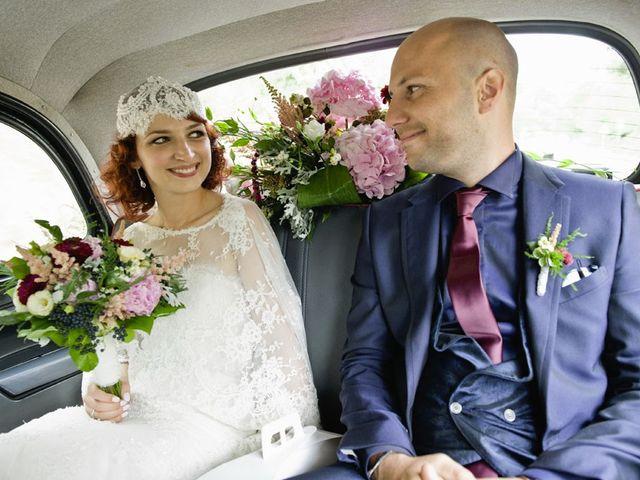 Il matrimonio di Andrea e Nikita a Offida, Ascoli Piceno 24