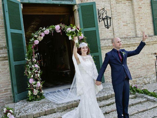 Il matrimonio di Andrea e Nikita a Offida, Ascoli Piceno 26