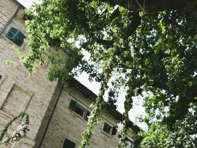 Il matrimonio di Andrea e Nikita a Offida, Ascoli Piceno 28