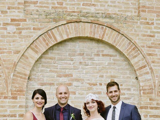 Il matrimonio di Andrea e Nikita a Offida, Ascoli Piceno 31