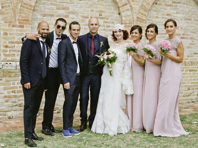 Il matrimonio di Andrea e Nikita a Offida, Ascoli Piceno 32
