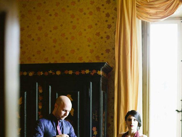 Il matrimonio di Andrea e Nikita a Offida, Ascoli Piceno 33