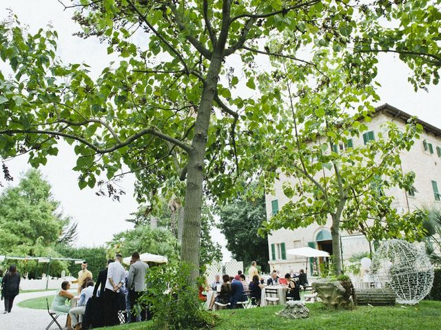Il matrimonio di Andrea e Nikita a Offida, Ascoli Piceno 38