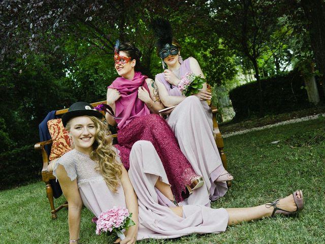 Il matrimonio di Andrea e Nikita a Offida, Ascoli Piceno 39
