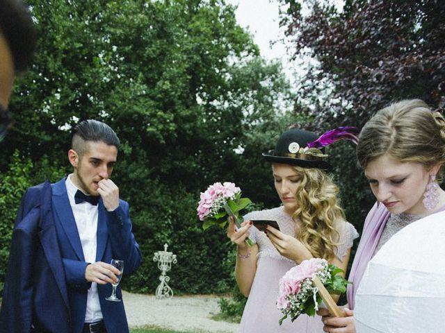 Il matrimonio di Andrea e Nikita a Offida, Ascoli Piceno 40