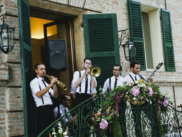 Il matrimonio di Andrea e Nikita a Offida, Ascoli Piceno 54