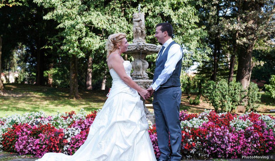 Il matrimonio di Luca e Valentina a Lesmo, Monza e Brianza