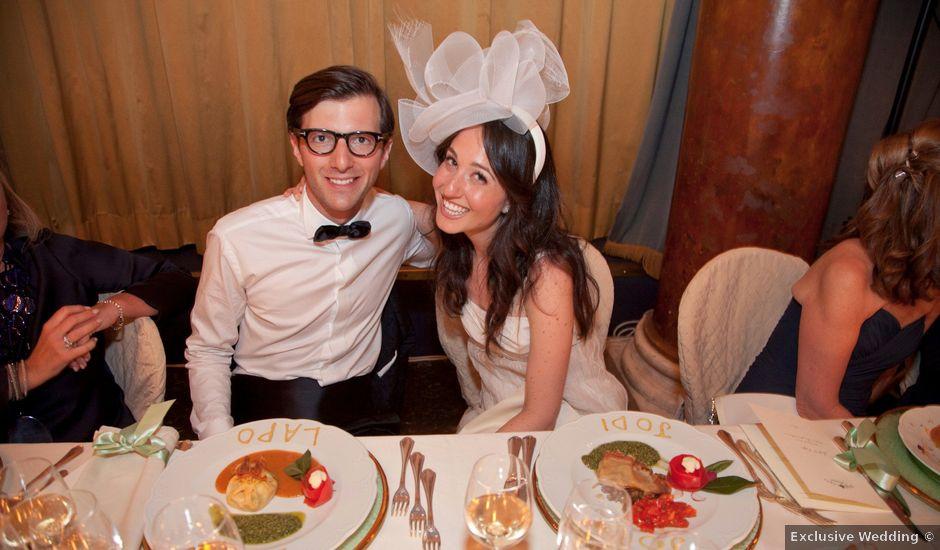 Il matrimonio di Lapo e Jodi a Firenze, Firenze