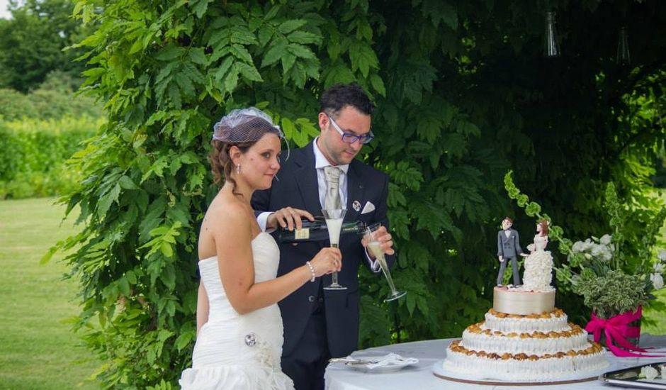 Il matrimonio di Barbara e Andrea a Este, Padova