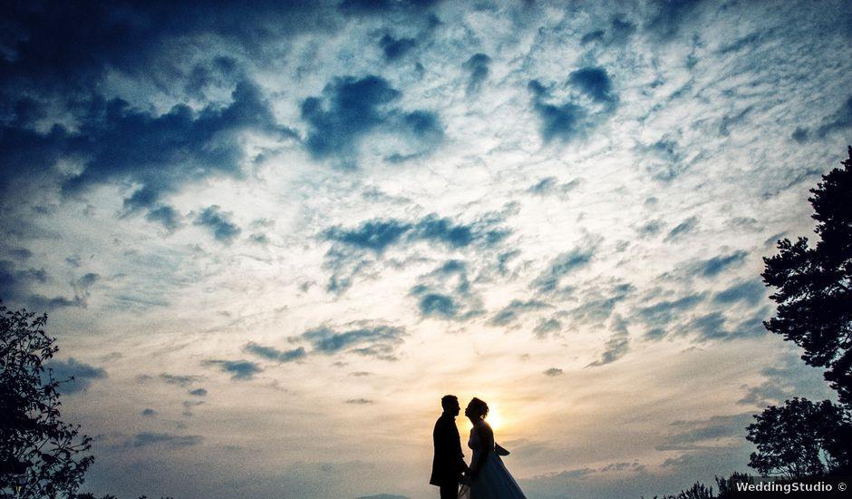 Il matrimonio di Marco e Greta a Besozzo, Varese