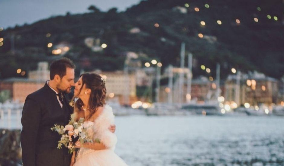 Il matrimonio di Alessandro  e Serena a Santa Margherita Ligure, Genova