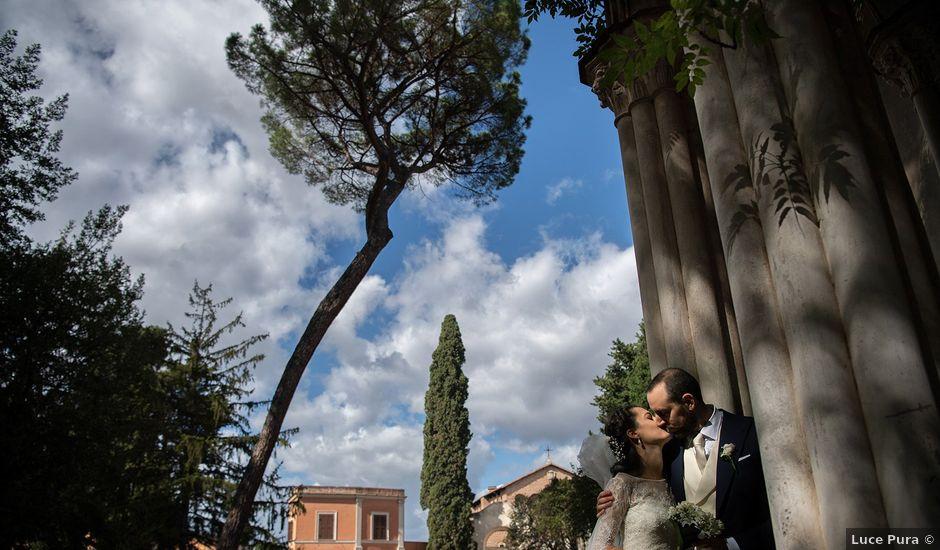 Il matrimonio di Ana e Roberto a Grottaferrata, Roma