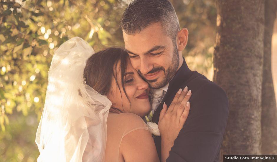 Il matrimonio di Eleonora e Enrico a Uta, Cagliari