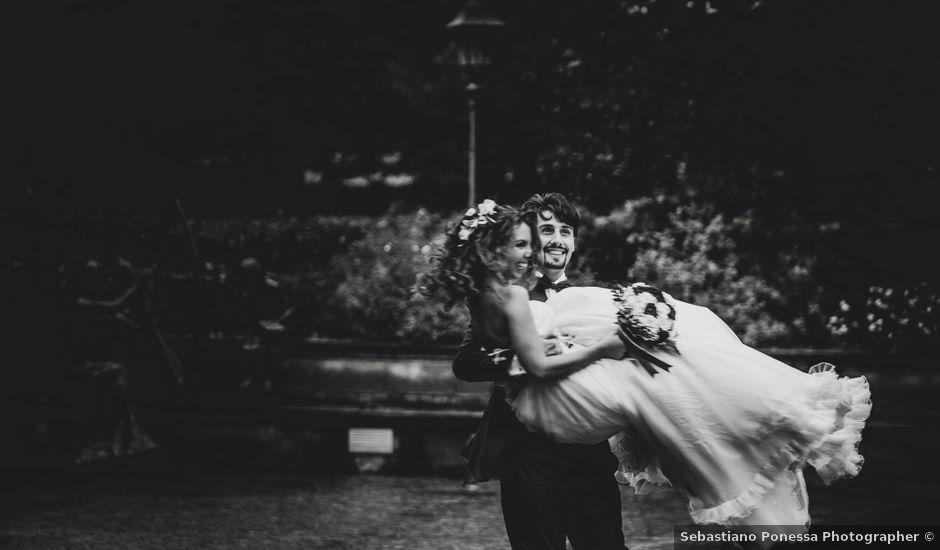 Il matrimonio di Stefano e Elena a Vimercate, Monza e Brianza