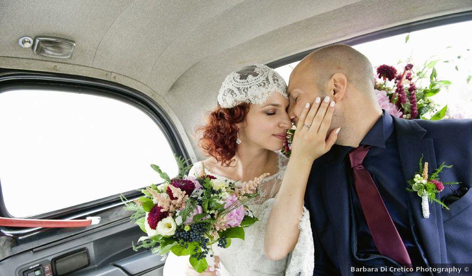 Il matrimonio di Andrea e Nikita a Offida, Ascoli Piceno