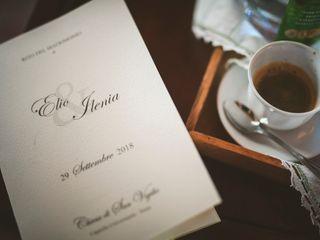 Le nozze di Ilenia e Elio 1