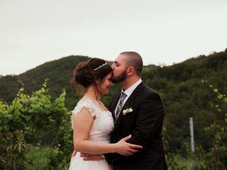 Le nozze di Maria Pia e Daniele