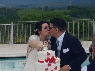 Le nozze di Stefano e Angela 1