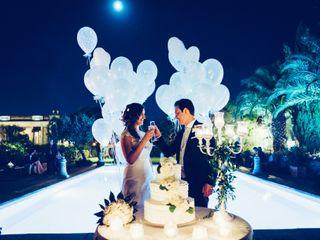 Le nozze di Sonia e Angelo