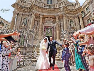 Le nozze di Angelica e Rosario