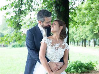 Le nozze di Giorgia e Manuel